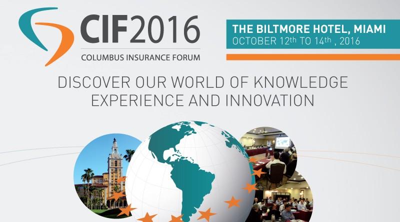 cif2016 - Columbus Insurance Forum